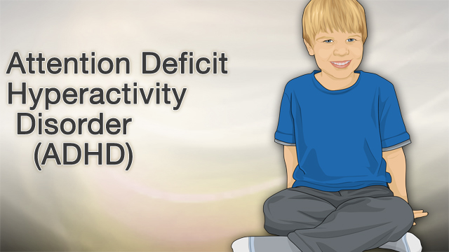 <div class=media-desc><strong>Attention deficit hyperactivity disorder (ADHD)</strong><p>A lot of kids are what we call high energy. They seem to bounce off walls and find it impossible to sit still. For some kids, though, overactive and impulsive behaviors are severe enough to affect their schoolwork and home life. These kids may have a condition called Attention Deficit Hyperactivity Disorder, or ADHD.</p></div>